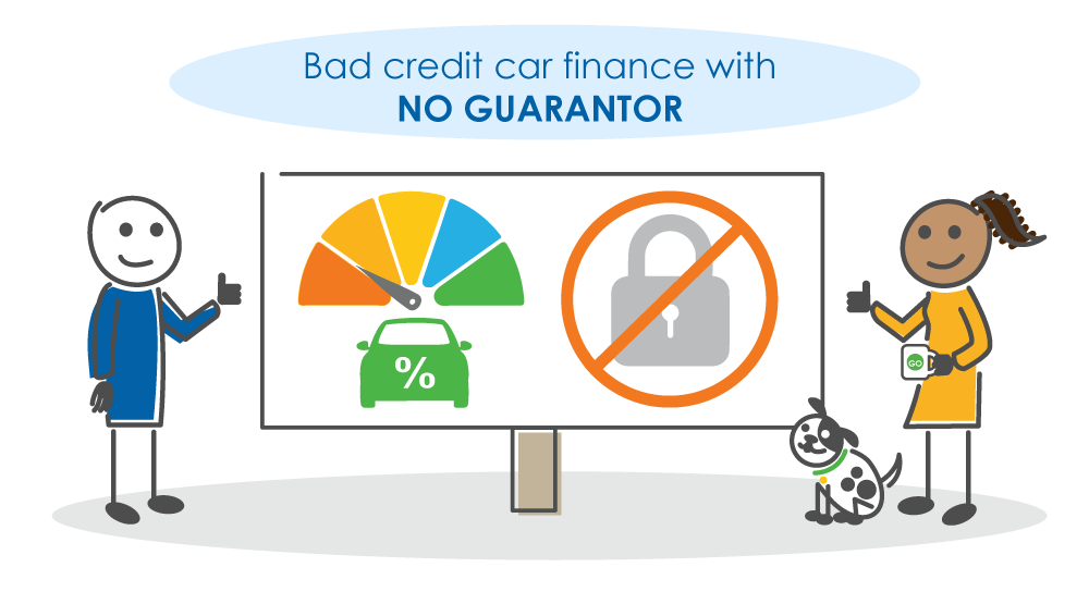 bad credit car finance no guarantor characters