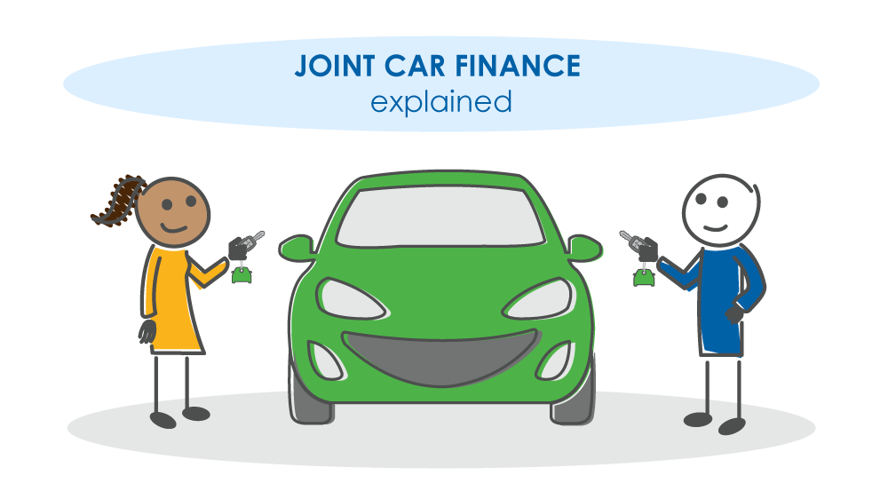 joint car finance characters