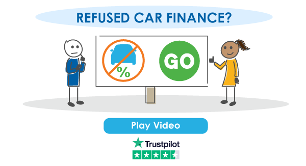 refused car finance characters
