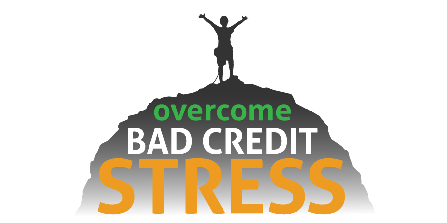 How to help overcome bad credit stress