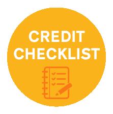 credit-checklist