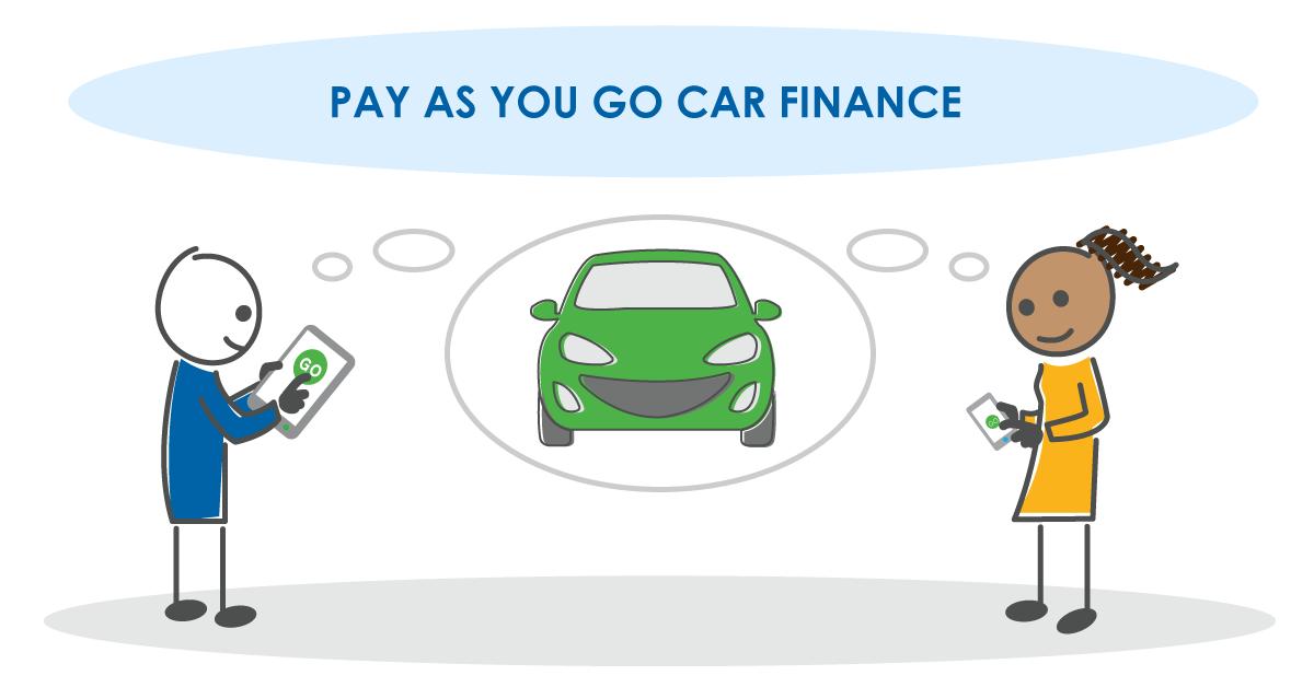 Car Finance Pay As You Go