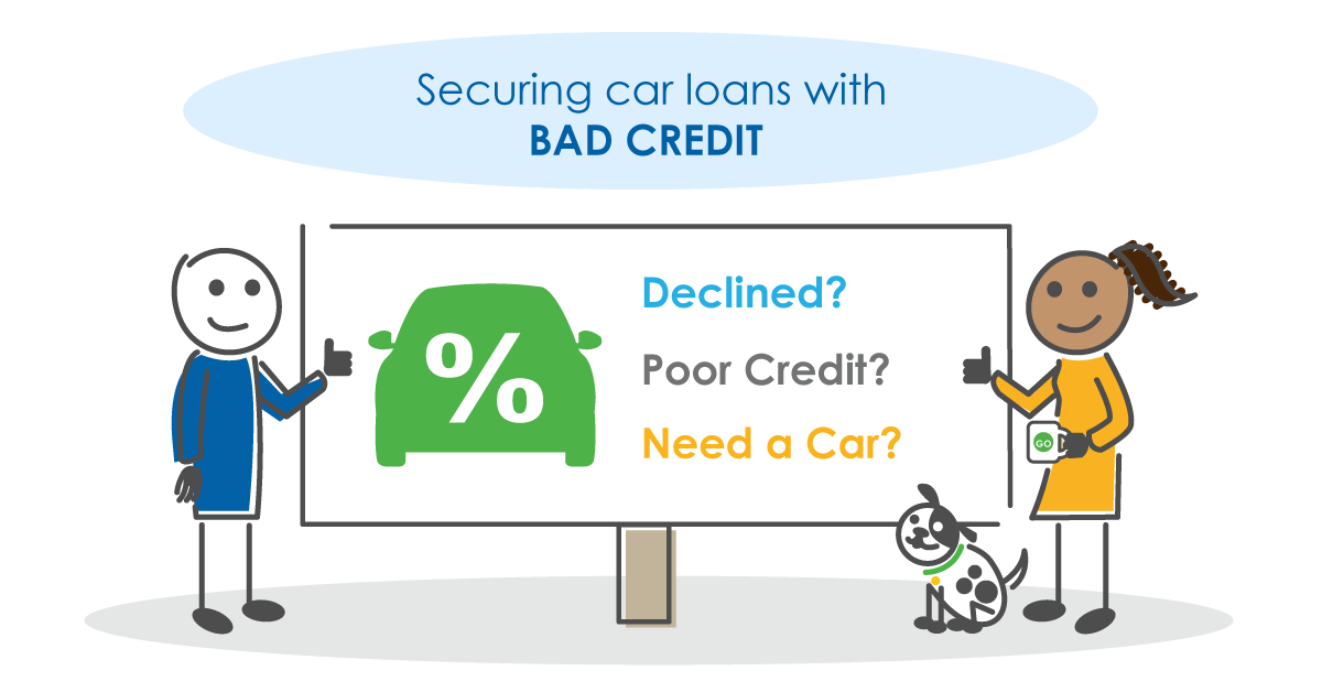 A guide to securing car loans with poor credit