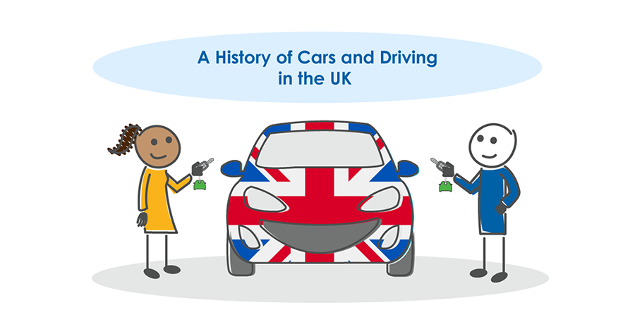 A History of Cars and Driving in the UK