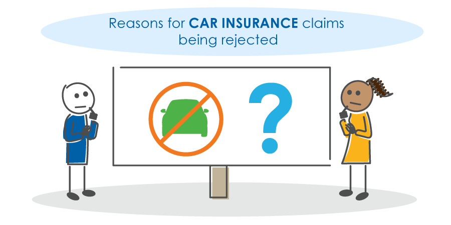 Reasons for Car Insurance claims being rejected