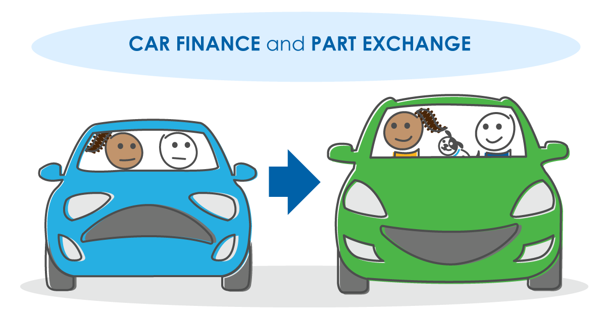 Car Finance and Part Exchange