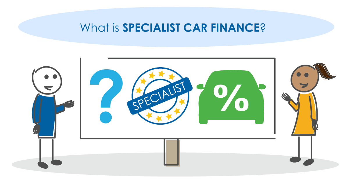 What is specialist car finance?